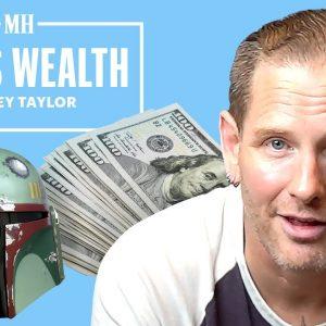 Slipknot's Corey Taylor on The Worst Money He's Ever Blown | Men'$ Wealth | Men's Health