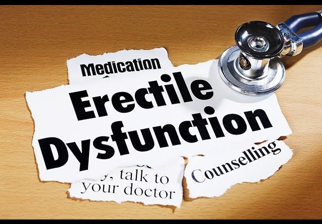 Treatment of Erectile Dysfunction without Surgery or Medications (Intro only, see description)