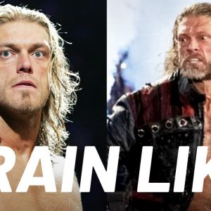 WWE Superstar Edge's WresteMania Shoulder Workout | Train Like a Celebrity | Men's Health