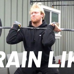 CrossFit Star Pat Vellner's Brutal EMOM Workout | Train Like a Celebrity | Men's Health