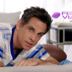 Ben Stiller's Female Viagra Ad