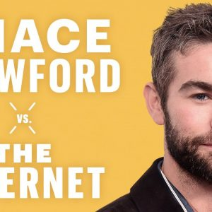 Chace Crawford on Getting Ripped For The Boys | Vs. The Internet | Men's Health