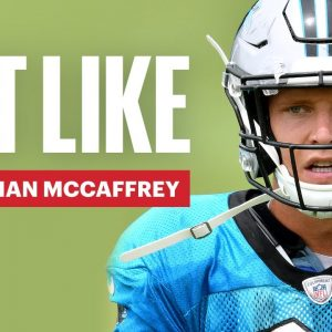 Everything Christian McCaffrey Eats for Game Day | Eat Like a Celebrity | Men's Health