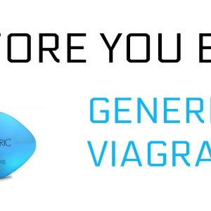 Don't Get Ripped Off By Generic Viagra