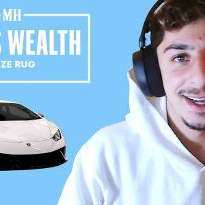 FaZe Rug on The Best & Worst Money He's Ever Blown | Men'$ Wealth | Men's Health