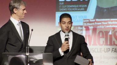 Men's Health Man Awards Event 2011
