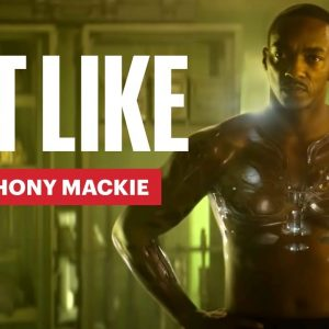 Everything Anthony Mackie Eats to Stay Ripped | Eat Like a Celebrity | Men's Health