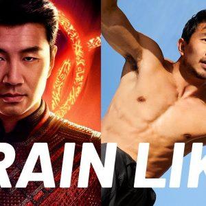Marvel Superhero Simu Liu's 'Shang-Chi' Workout | Train Like a Celebrity | Men's Health