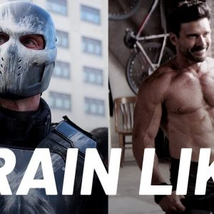 Captain America's Frank Grillo 'Jacked at 55' Workout | Train Like a Celebrity | Men's Health