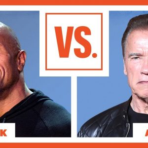 The Rock VS. Arnold: Who is The Ultimate Workout Partner? | Men's Health
