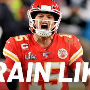 Patrick Mahomes' Super Bowl LV Workout | Train Like a Celebrity | Men's Health