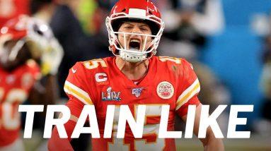 Patrick Mahomes' Super Bowl LV Workout   Train Like a Celebrity   Men's Health