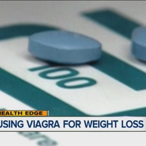 Using Viagra for weight loss
