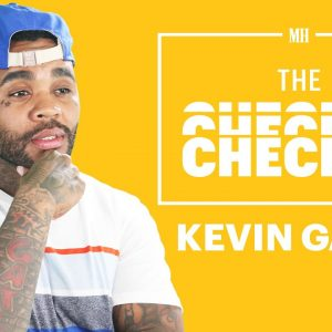 Kevin Gates On How He's Keeping Strong Right Now | The Check In | Men's Health