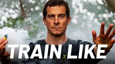 Bear Grylls' Grueling 'Military Training' Style Workout | Train Like a Celebrity | Men's Health