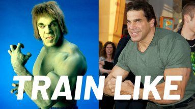 Lou Ferrigno's No-Distraction Hulk Workout | Train Like a Celebrity | Men's Health