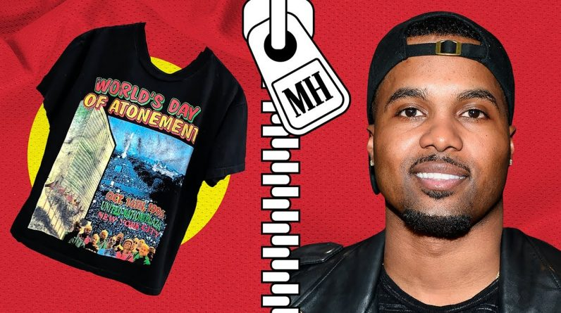 Steelo Brim Shows What's in His Gym Bag | Gym Bag | Men's Health