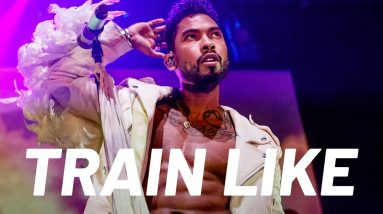 Miguel Knocks Out an Intense HIIT Workout on a Hike | Train Like a Celebrity | Men's Health