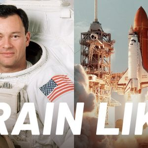 An Astronaut Explains How to Get Jacked in Space | Train Like a Celebrity | Men's Health