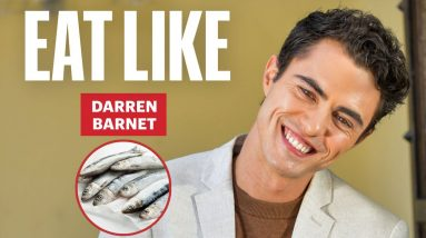 Everything Darren Barnet Eats in a Day | Eat Like a Celebrity | Men's Health