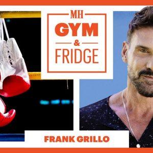 Frank Grillo's Marvel-Strong Core and Paleo Pancakes | Gym & Fridge | Men's Health