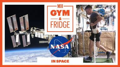 Can You Workout In Space?! | Gym & Fridge | Men's Health